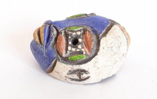 Masque Fang de l'Estuaire du Gabon