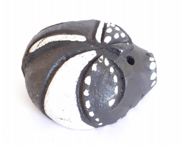 Masque africain Okuyi Galoa d'Afrique centrale